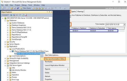 Database Replication – Part V - Microsoft Dynamics NAV Community